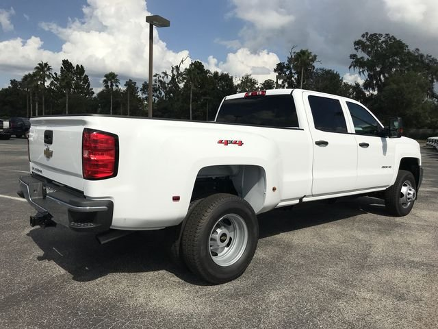 2019 Silverado 3500 Crew Cab 4x4,  Pickup #KF129503 - photo 2