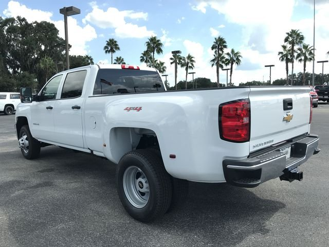 2019 Silverado 3500 Crew Cab 4x4,  Pickup #KF129503 - photo 5