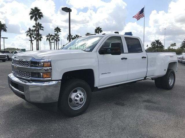 2019 Silverado 3500 Crew Cab 4x4,  Pickup #KF129503 - photo 6