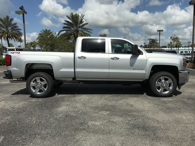 2019 Silverado 2500 Crew Cab 4x4,  Pickup #KF130389 - photo 7