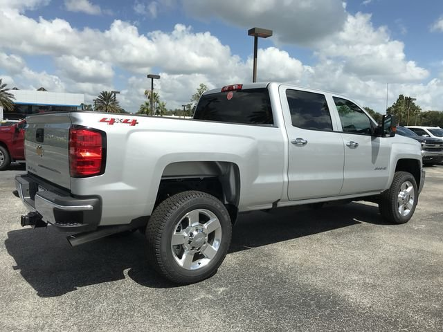 2019 Silverado 2500 Crew Cab 4x4,  Pickup #KF130389 - photo 2