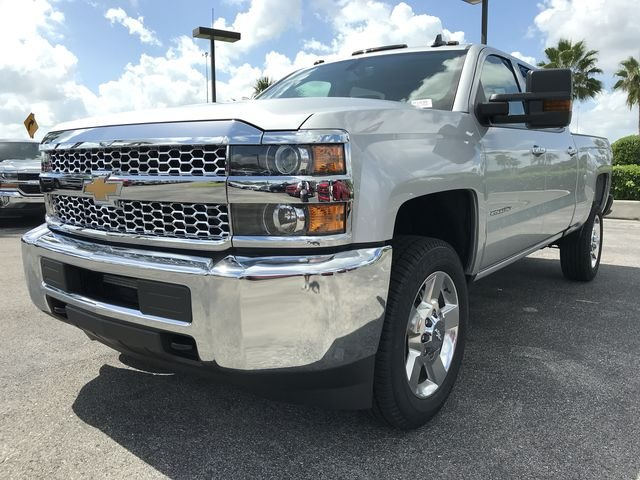 2019 Silverado 2500 Crew Cab 4x4,  Pickup #KF130389 - photo 5