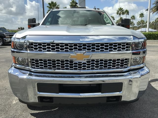 2019 Silverado 2500 Crew Cab 4x4,  Pickup #KF130389 - photo 8