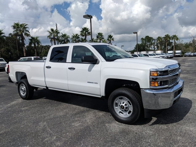 2019 Silverado 2500 Crew Cab 4x2,  Pickup #KF133790 - photo 4