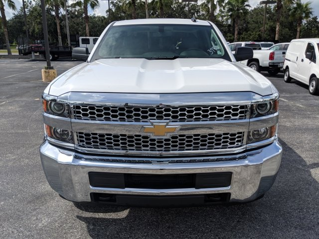 2019 Silverado 2500 Crew Cab 4x2,  Pickup #KF133790 - photo 8