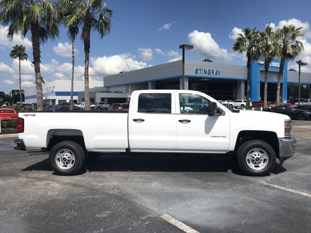 2019 Silverado 2500 Crew Cab 4x4,  Pickup #KF133840 - photo 4