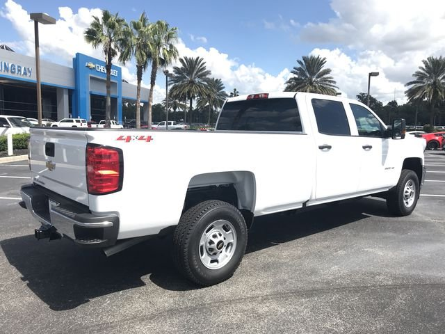 2019 Silverado 2500 Crew Cab 4x4,  Pickup #KF133840 - photo 5