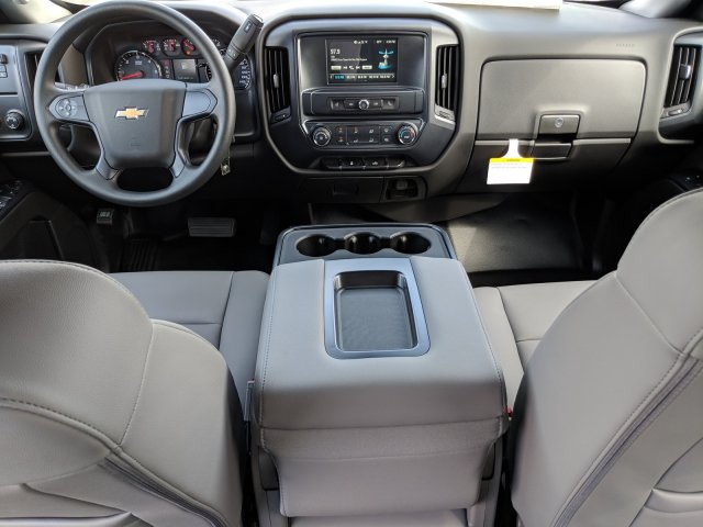 2019 Silverado 2500 Crew Cab 4x4,  Pickup #KF134340 - photo 14