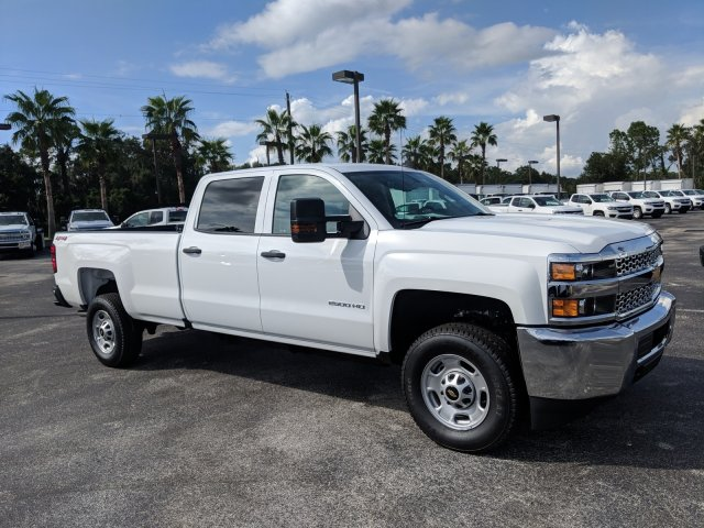 2019 Silverado 2500 Crew Cab 4x4,  Pickup #KF134340 - photo 4