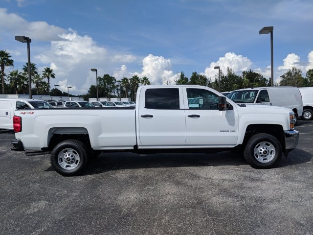 2019 Silverado 2500 Crew Cab 4x4,  Pickup #KF134340 - photo 3