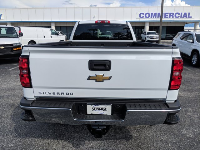 2019 Silverado 2500 Crew Cab 4x4,  Pickup #KF134340 - photo 5