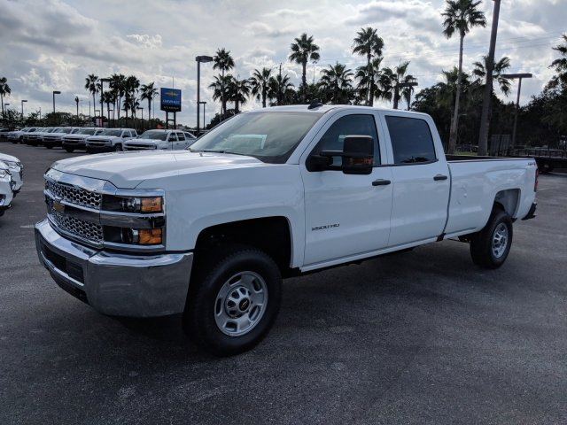 2019 Silverado 2500 Crew Cab 4x4,  Pickup #KF134340 - photo 7
