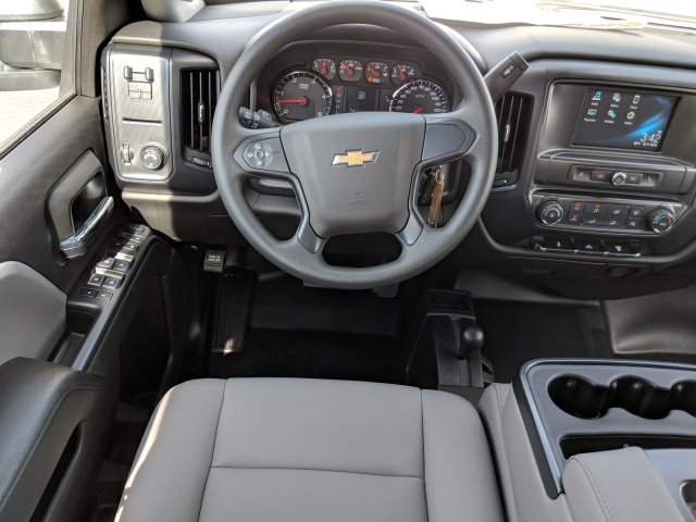 2019 Silverado 3500 Crew Cab 4x4,  Pickup #KF138541 - photo 15