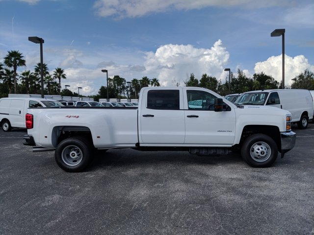2019 Silverado 3500 Crew Cab 4x4,  Pickup #KF138541 - photo 3