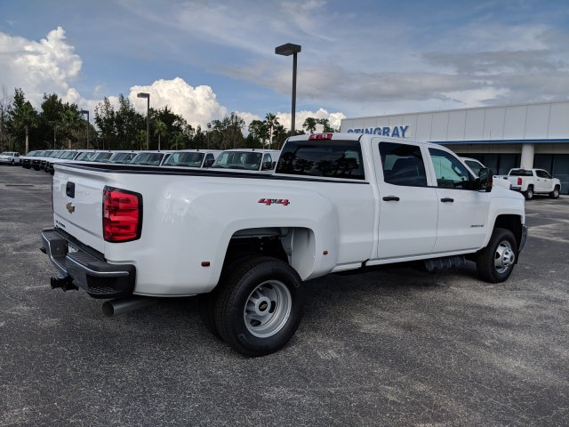 2019 Silverado 3500 Crew Cab 4x4,  Pickup #KF138541 - photo 2