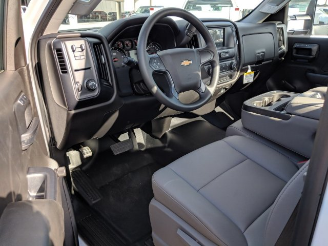 2019 Silverado 3500 Regular Cab DRW 4x2,  Knapheide Service Body #KF145915 - photo 16