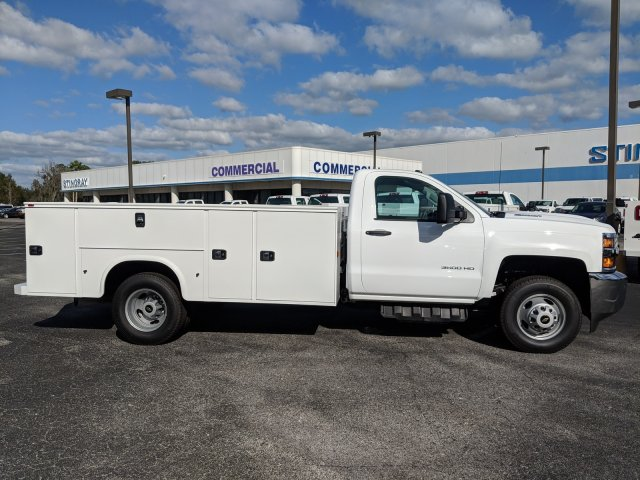 2019 Silverado 3500 Regular Cab DRW 4x2,  Knapheide Service Body #KF145915 - photo 3