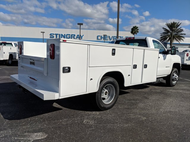 2019 Silverado 3500 Regular Cab DRW 4x2,  Knapheide Service Body #KF145915 - photo 2