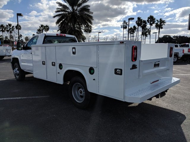 2019 Silverado 3500 Regular Cab DRW 4x2,  Knapheide Service Body #KF145915 - photo 6