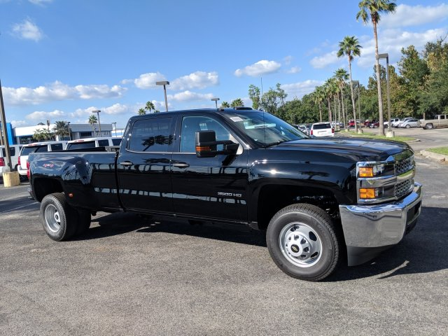 2019 Silverado 3500 Crew Cab 4x4,  Pickup #KF151294 - photo 4