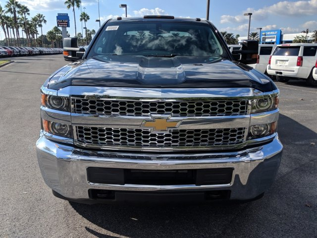 2019 Silverado 3500 Crew Cab 4x4,  Pickup #KF151294 - photo 8