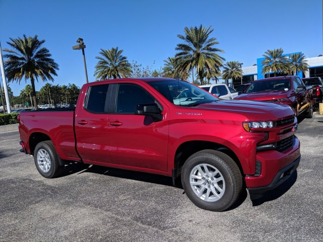 2019 Silverado 2500 Crew Cab 4x4,  Pickup #KF169519 - photo 3