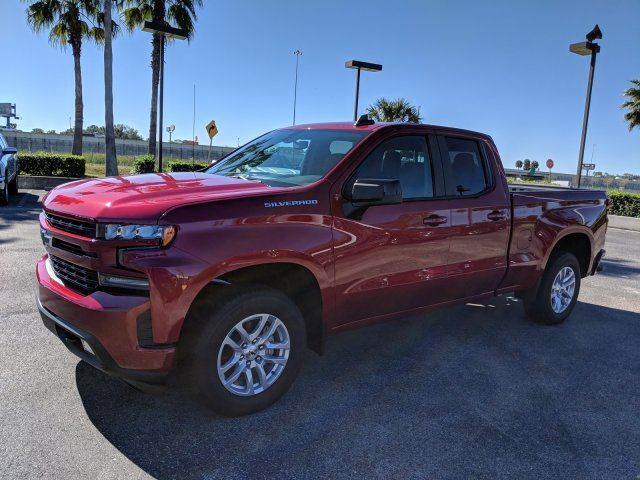 2019 Silverado 2500 Crew Cab 4x4,  Pickup #KF169519 - photo 7