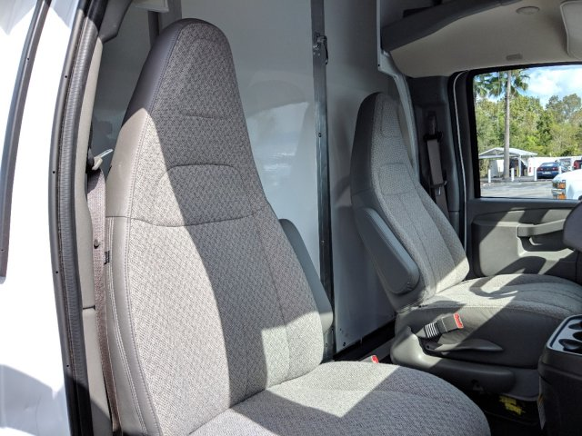 2019 Express 3500 4x2,  Rockport Cargoport Cutaway Van #KN000338 - photo 12