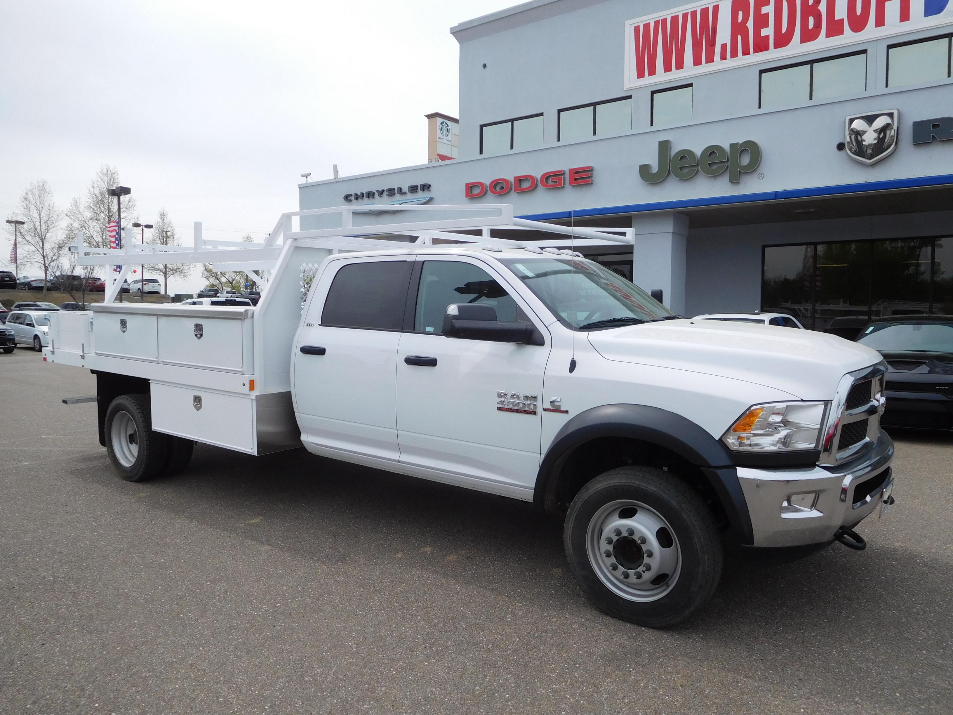 2015 ram 4500 crew cab drw 4x4 contractor body 12252 photo 1 - Dodge Ram 4500 2015