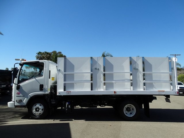 2017 LCF 4500 Regular Cab 4x2,  Harbor Landscape Dump #170863 - photo 3