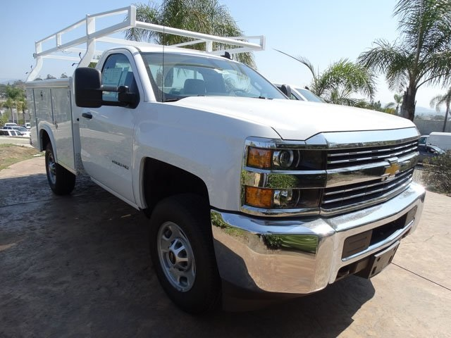 2017 Silverado 2500 Regular Cab, Royal Service Bodies Service Body #171924 - photo 6
