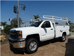 2017 Silverado 2500 Regular Cab, Royal Service Bodies Service Body #171924 - photo 3
