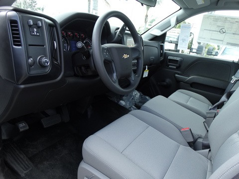 2017 Silverado 3500 Regular Cab DRW 4x2,  Royal Service Body #172239 - photo 10