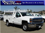 2017 Silverado 2500 Regular Cab, Royal Service Bodies Service Body #172301 - photo 1