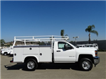 2017 Silverado 2500 Regular Cab, Royal Service Bodies Service Body #172301 - photo 3