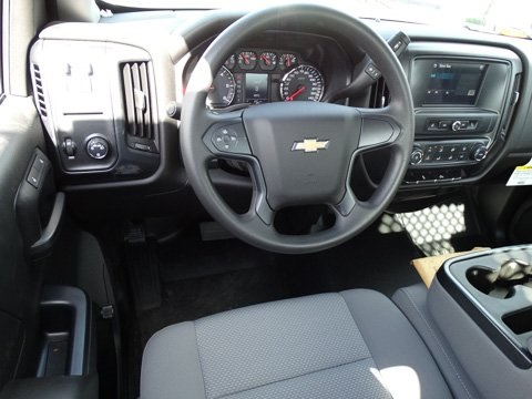 2017 Silverado 3500 Regular Cab DRW 4x2,  Royal Landscape Dump #172312 - photo 10
