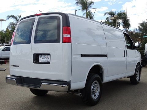2017 Express 2500, Cargo Van #172373 - photo 5