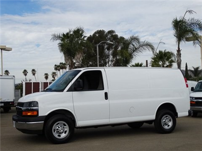 2017 Express 2500, Cargo Van #172373 - photo 3