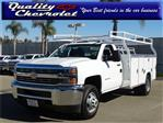 2017 Silverado 3500 Regular Cab DRW 4x2,  Royal Service Body #172401 - photo 1