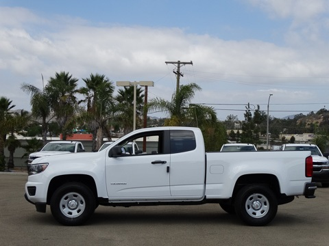 2018 Colorado Extended Cab, Pickup #180211 - photo 3