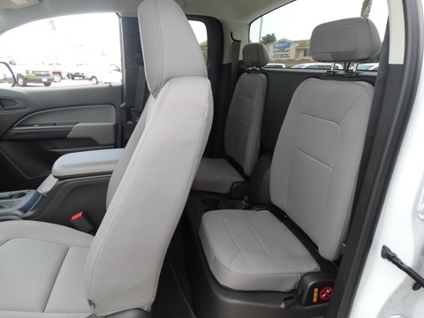 2018 Colorado Extended Cab, Pickup #180211 - photo 23