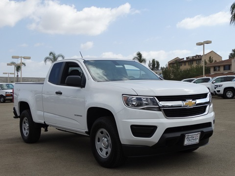 2018 Colorado Extended Cab, Pickup #180211 - photo 6