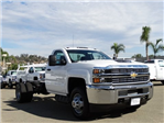 2018 Silverado 3500 Regular Cab DRW, Cab Chassis #180353 - photo 6