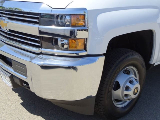 2018 Silverado 3500 Regular Cab DRW, Harbor Master Landscaper Landscape Dump #180354 - photo 7