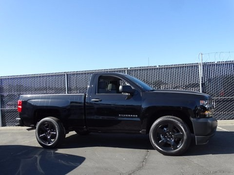 2018 Silverado 1500 Regular Cab 4x2,  Pickup #180423 - photo 3