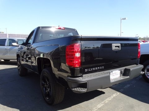 2018 Silverado 1500 Regular Cab 4x2,  Pickup #180423 - photo 5