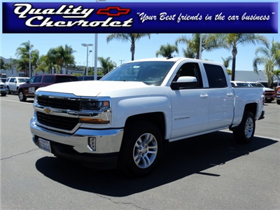 2018 Silverado 1500 Crew Cab 4x2,  Pickup #180424 - photo 1