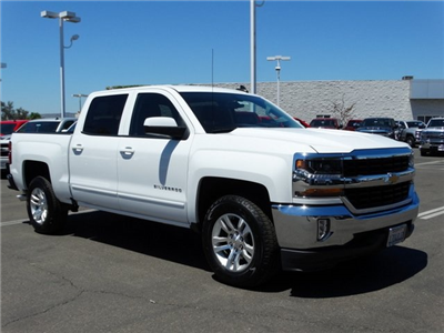 2018 Silverado 1500 Crew Cab 4x2,  Pickup #180424 - photo 6
