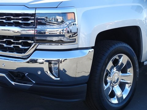 2018 Silverado 1500 Crew Cab 4x4, Pickup #180448 - photo 7