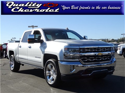 2018 Silverado 1500 Crew Cab 4x4,  Pickup #180448 - photo 1
